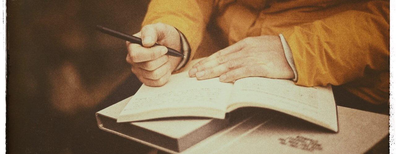 Trauer schreibend begegnen